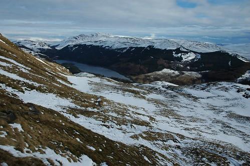 Beinn Each and Loch Lubnaig