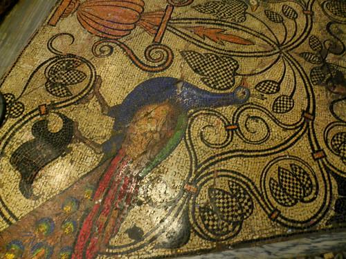 Venice - St. Mark's Basilica Mosaic Floor