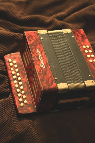 my very own/first Bandmaster concertina