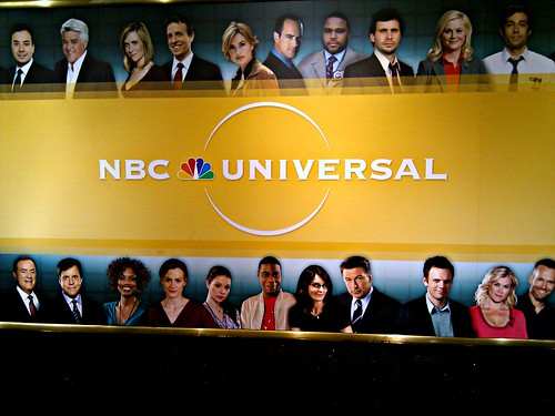 NYC_NBC Studios in Rockefeller Center