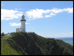 Cape Byron Lighthouse (Eukinom) Tags: australia newsouthwales byronbay ligthouse