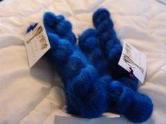Sundara Silky Mohair (misplacedmadisonian) Tags: yarn mohair sundara