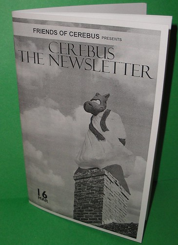 Cerebus the Newsletter #16