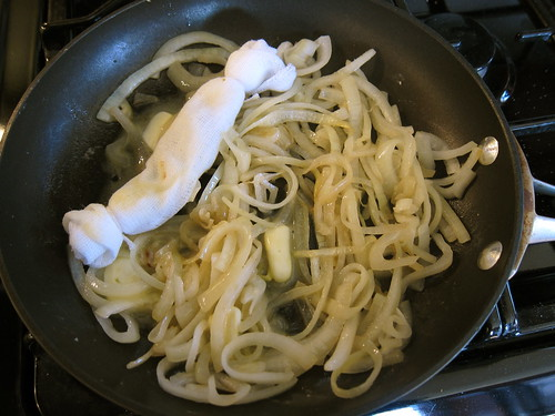 Melting Onions for Hash