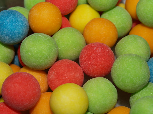 The Most Sour Gum in the World