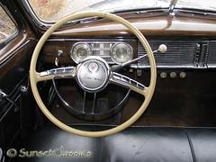 1949 Packard Custom 8 Limo Interior (Sunset Classics) Tags: auto classic car forsale interior president luxury rare limousine 1949 packard harrytruman autoglamma custom8 customeight