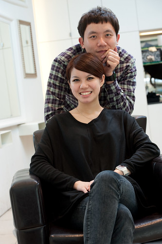 【女生髮型】梳個向男孩的帥氣髮型