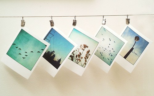 Pretty Polaroids