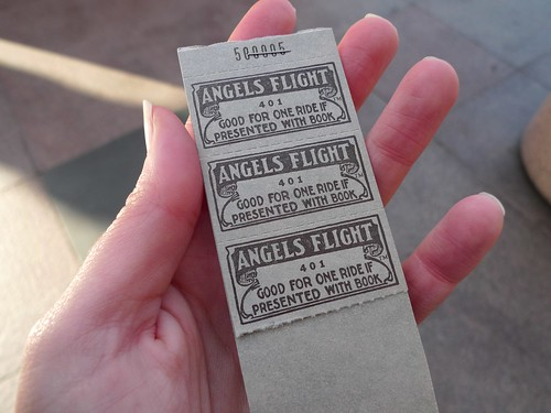 Old times tickets
