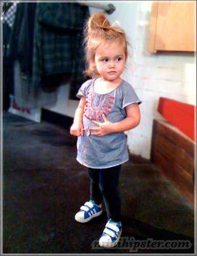 MILLA. MiniHipster.com: children's childrens clothing trends, kids street fashion, kidswear lookbook