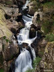 Desde el mirador (Antha4) Tags: b naturaleza agua do d olympus kdd seda vigo cascada efecto anta toxa fervenza e420 kddsvigo antha4
