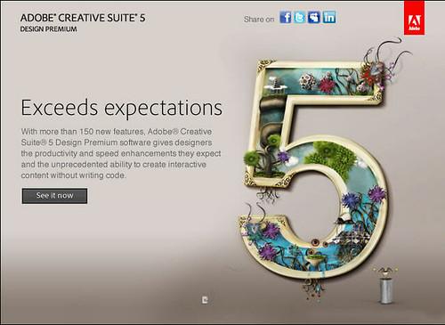 Adobe CS5 Mailer