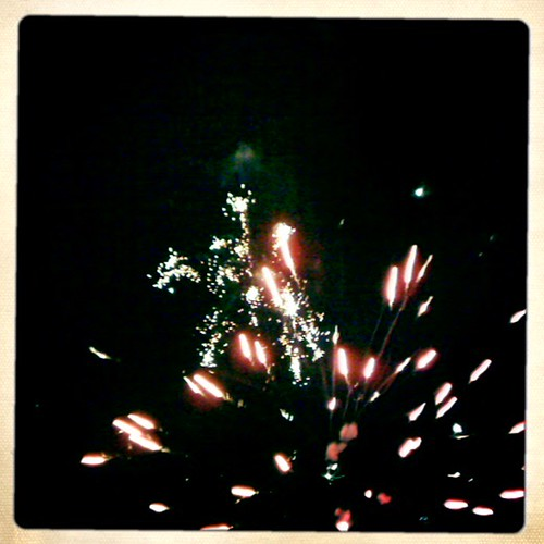 hipstamatic fireworks