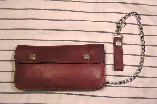 New Leather Wallet.