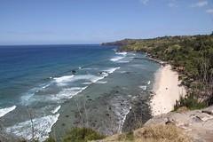 Punalau Beach, Maui (Dan Stanyer (Northern Pixel)) Tags: ocean blue beach nature water beauty landscape outdoors island hawaii paradise view pacific shoreline scenic maui lookout hawaiian tropical coastline overlook punalau