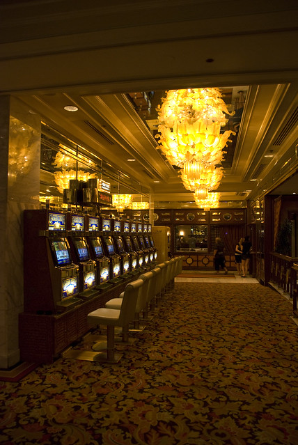 D3 the golden nugget slots