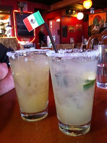 Margaritas on Memorial Day