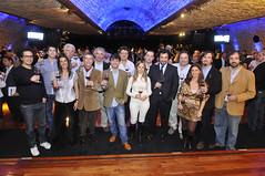 Organizadores Encuentro de Vinos de Autor 2011
