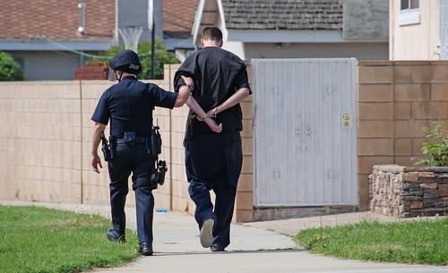 LAPD North Hills Burglary Investigation 6/13/11