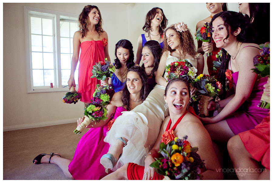 prep bride group9b