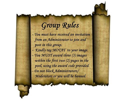 Gropu Rules