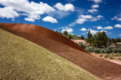 Painted hills, eastern Oregon (Mike sheahan) Tags: johnday pnw oregon paintedhills