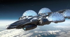 Star Citizen Picture of the Day (mmorpgwall) Tags: mmopicture mmorpgpicture starcitizenpicture starcitzen starship endeavor mmo mmorpg