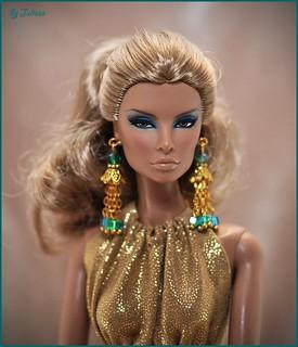 Natalia - Gold Goddess