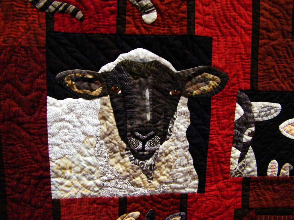 DSC02680 Quilt 1013 EIEIO by Nancy S Brown