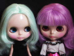 Peppermint ans Lilac