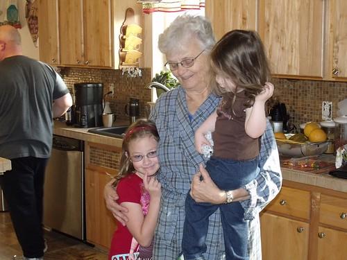 Granny & the Kiddos