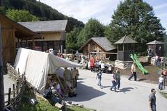 Salzwelten Hallein (Salzwelten) Tags: rutsche salzbergwerk hallein bergwerk salzsee keltendorf dürrnberg salzwelten grubenhunt saltyjoe