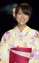 Yoshie Takeuchi / Roppongi Bon-Odori / 2009.08.23 #11