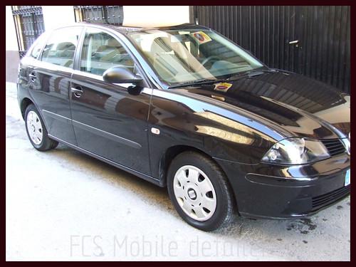 Seat Ibiza 2004 negro mágico-105