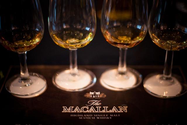 The Macallan Tasting