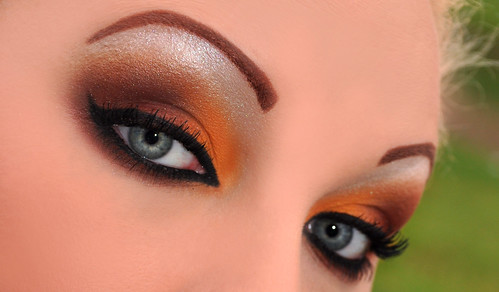 Fall Themed Eyes 6