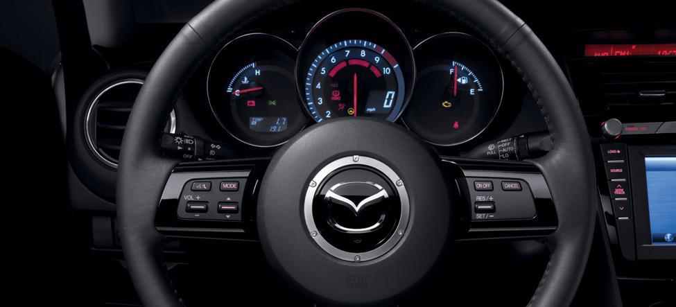 Mazda RX-8 cruise control, Bluetooth system