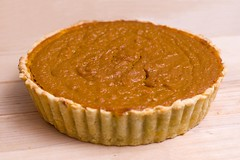 Pumpkin Pie Depanned (Jim U) Tags: food home pie pumpkin sonyhvlf56amflash sony900 minolta85mm14grs