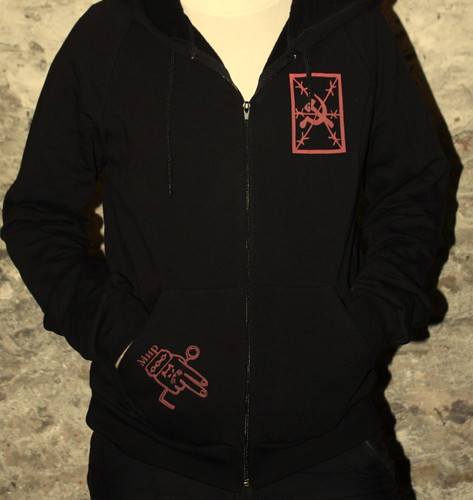 MiR14 The MIR Collective / Russian Criminal Tattoo Hoodie