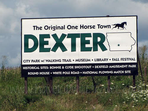 Dexter Sign