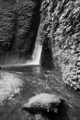 Bali - Munduk Waterfall (Guido Robino) Tags: wood wild bw bali nature water forest canon eos waterfall natura acqua 1022 bosco foresta cascata munduk 400d