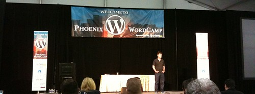 Merlin Mann (43folders.com) at Phoenix WordCamp2009
