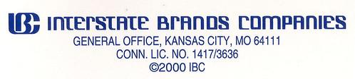 IBC - 2000