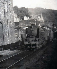 Class A2 60536 Trimbush - Galashiels (dwb photos) Tags: railway steam route waverley lner galashiels 60536 trimbush