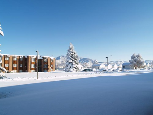 Bozeman snow