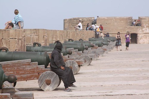 Essaouira ramparts (and the jedi)