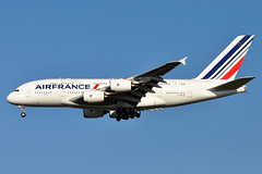 Air France - Airbus A380-800 - F-HPJA - John F. Kennedy International Airport (JFK) - November 20, 2009 057 RT CRP (TVL1970) Tags: airplane geotagged nikon aircraft aviation jfk airbus a380 af airlines ge airfrance airliners jfkairport generalelectric pw prattwhitney airbusa380 kennedyairport gp1 d90 superjumbo johnfkennedyinternationalairport airbusindustrie gp7000 a380800 airbusa380800 jfkinternational inauguralflight kjfk nikond90 nikkor70300mmvr 70300mmvr enginealliance airbusa380861 gp7200 a380861 paristonewyork nikongp1 gp7270 fhpja cdgtojfk enginealliancegp7000 enginealliancegp7200 enginealliancegp7270 airfranceflight380 airfranceflightaf380 flightaf380 flight380 af380