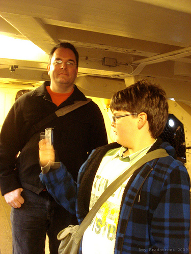 below decks on Old Ironsides