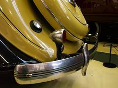 NRM 2009 18 (FrMark) Tags: york uk england car yellow design thirties automobile britain style moderne gb british chrysler deco nrm nationalrailwaymuseum streamline airflow