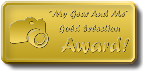 My Gear And Me - Gold Selection Award